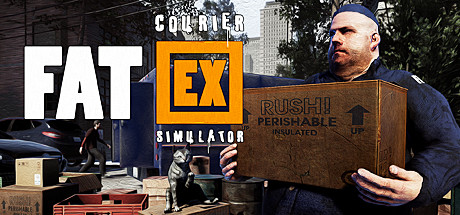 Fat EX Courier Simulator Game Free Download