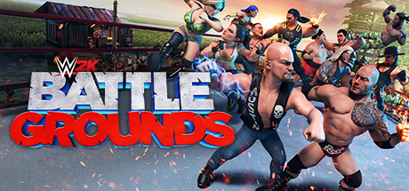 WWE 2K BATTLEGROUNDS Download Free PC Game