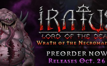 Iratus Wrath of the Necromancer Game Free Download