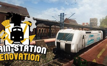 Train Station Renovation Game Free Download