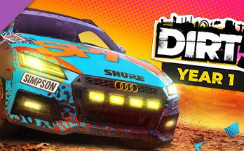 DIRT 5 Year 1 Upgrade Game Free Download