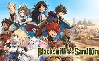 Blacksmith of the Sand Kingdom Game Free Download