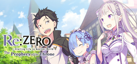 Re ZERO Starting Life in Another World The Prophecy of the Throne Game Free Download