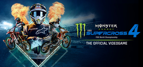 Monster Energy Supercross The Official Videogame 4 Game Free Download