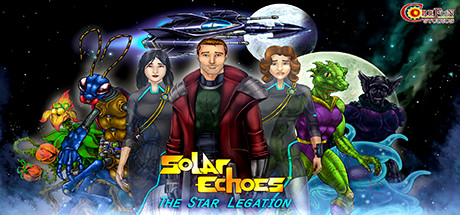 Solar Echoes The Star Legation Game Free Download