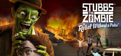 Stubbs the Zombie in Rebel Without a Pulse Game Free Download