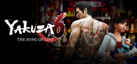 Yakuza 6 The Song of Life Game Free Download
