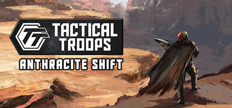 Tactical Troops Anthracite Shift Game Free Download
