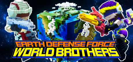 EARTH DEFENSE FORCE WORLD BROTHERS Game Free Download