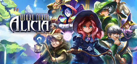 Heart Forth Alicia Game Free Download