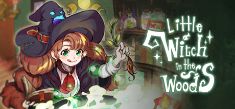 Little Witch In The Woods Game Free Download