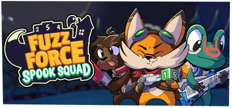Fuzz Force Spook Squad Game Free Download