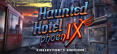 Haunted Hotel Phoenix Collector's Edition Game Free Download