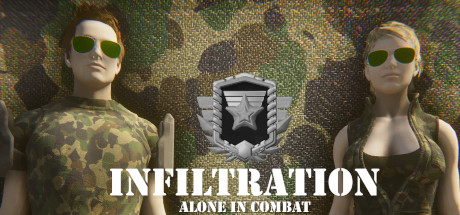 Infiltration Alone in Combat Game Free Download