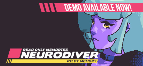 Read Only Memories NEURODIVER Game Free Download