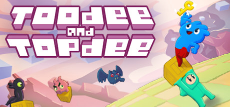 Toodee and Topdee Game Free Download