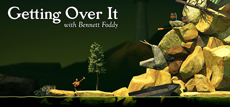 Getting Over It With Bennett Foddy Game Free Download